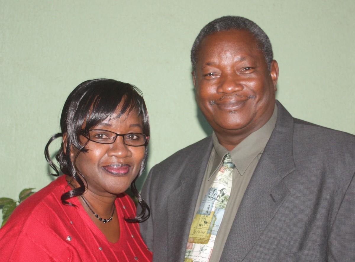 Photo_Pasteur Miche et épouse